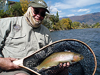 Llacy Roaring Fork River Rainbow