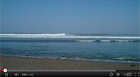 Huanchaco, Peru Left Wave