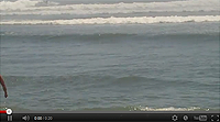 Huanchaco - Another dude surfing
